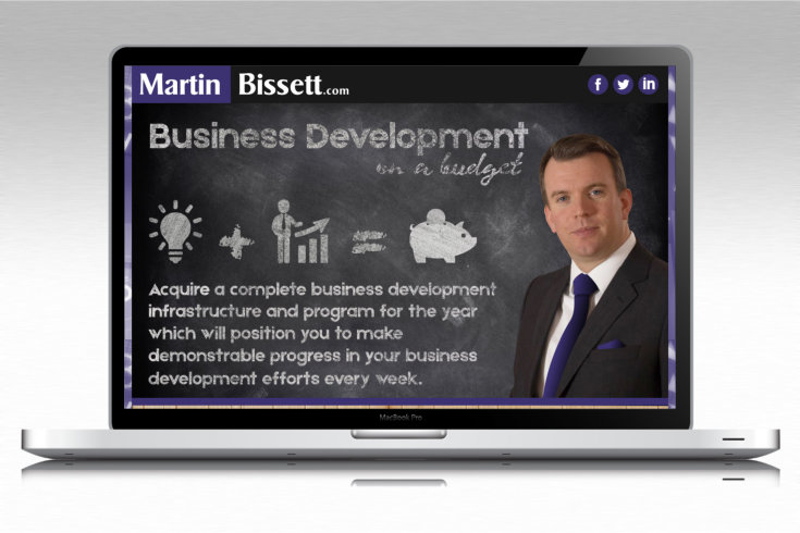 Martin Bissett - Buisness Development on a Budget