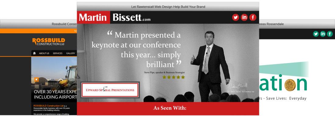 Rawtenstall Web Design - Expert Web Designers