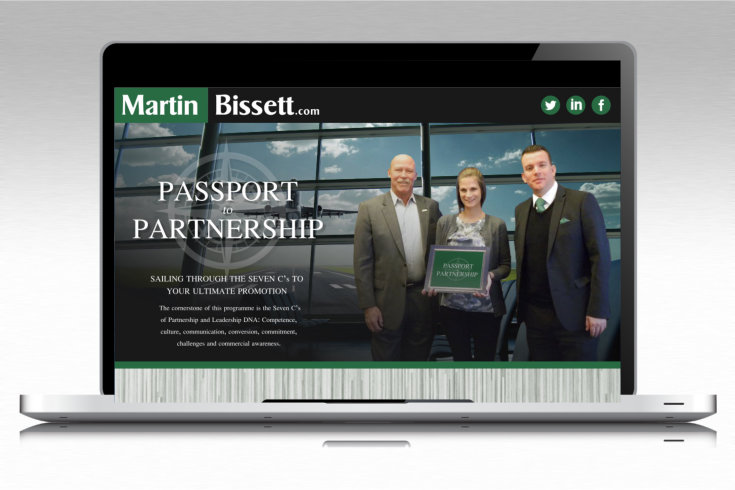 Martin Bissett - Passport to Partnership
